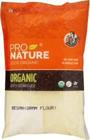 Pro Nature Organic Besan (Gram Flour)