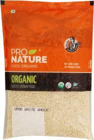 Pro Nature Organic Organic White Urad Dal (Whole)