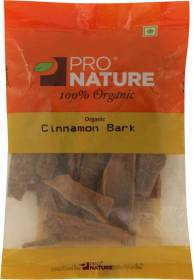 Pro Nature Organic Cinnamon Bark