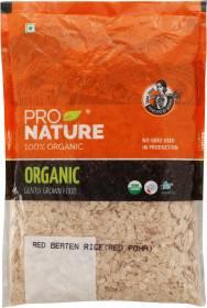 Pro Nature Organic Red Poha