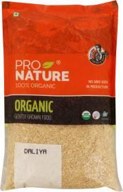 Pro Nature Organic Daliya Broken Wheat