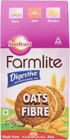 Sunfeast Farmlite Oats With Raisins Digestive Biscuits Digestive