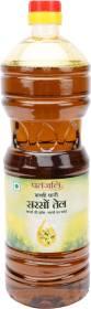 PATANJALI Kachi Ghani Mustard Oil Plastic Bottle