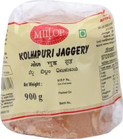 MilTop Kolhapuri Block Jaggery