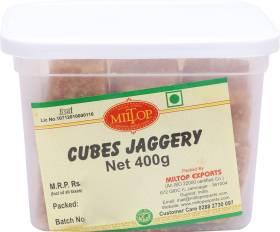 MilTop Cubes Block Jaggery