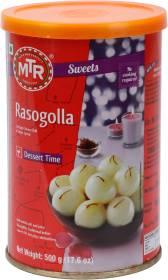 MTR Rasogolla Tin