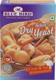 Bluebird Active Dry Yeast Powder