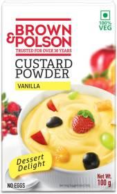 Brown & Polson Vanilla Custard Powder