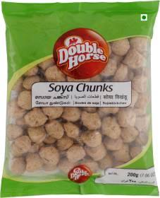 Double Horse Soya Chunks