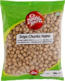 Double Horse Nano Soya Chunk