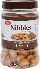 Dukes Jeera Nibbles Salted Biscuit