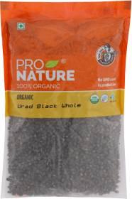 Pro Nature Organic Organic Black Urad Dal (Whole)