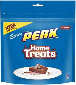 Cadbury Perk Home Treats Chocolate Bars