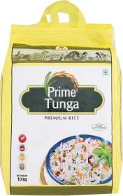 Prime Tunga Premium Sona Masoori Rice (Raw)