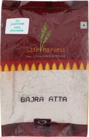 safe harvest Bajra Atta