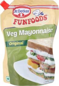 FUN FOODS Original Veg Mayonnaise 875 g