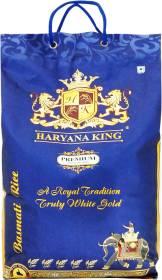 Haryana King Premium Basmati Rice (Long Grain)