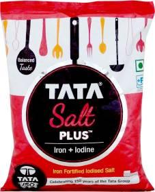 Tata Plus Iodized Salt