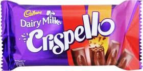 Cadbury Dairy Milk Crispello Bars