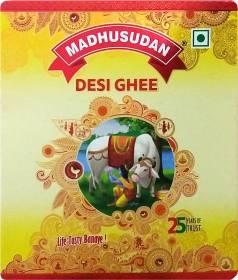 Madhusudan Ghee 500 ml Carton