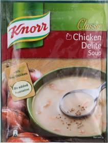 Knorr Chicken Delite Soup