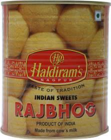 Haldiram's Rajbhog Tin