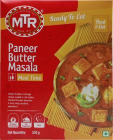 MTR Ready to Eat - Paneer Butter Masala 300 g