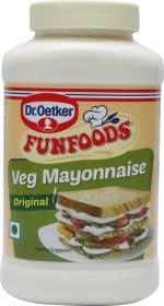 FUN FOODS Mayonnaise Veg 500 g