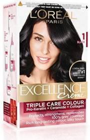 L'Oréal Paris Excellence Creme , 1 Black