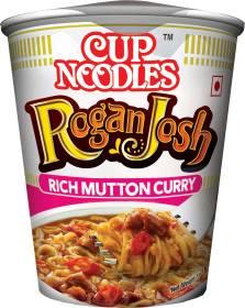 Nissin Rogan Josh Cup Noodles Non-vegetarian