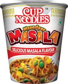 Nissin Mazedaar Masala Cup Noodles Vegetarian