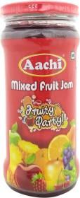 Aachi Mixed Fruit Jam 450 g