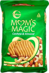 Sunfeast Mom's Magic Cashew & Almonds Biscuits Biscotti