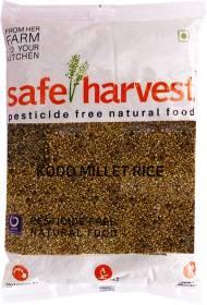 safe harvest Rice Kodo Millet