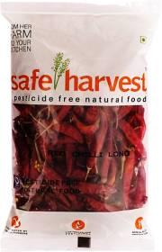 safe harvest Red Chilli Long