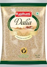 Rajdhani Dalia Broken Wheat