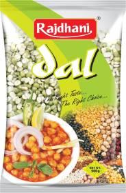Rajdhani Green Moong Dal (Split/Chilka)
