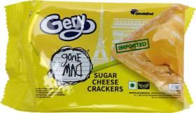 Gone Mad Gery Sugar Cheese Cream Cracker Biscuit