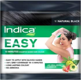 Indica Easy , Natural Black 1