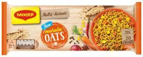 Maggi Nutri-licious Oats Masala Instant Noodles Vegetarian