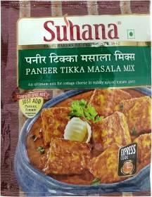 SUHANA Paneer Tikka Masala Mix 50 g