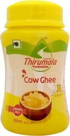Thirumala Cow Ghee 100 ml Plastic Bottle
