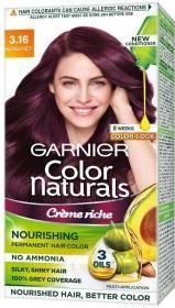 GARNIER Color Naturals Creme , Shade 3.16, Burgundy