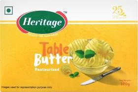Heritage Pasturised Table Salted Butter