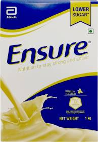 ENSURE Vanilla Flavour