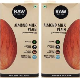 Raw Pressery Almond Milk (Unsweetened)
