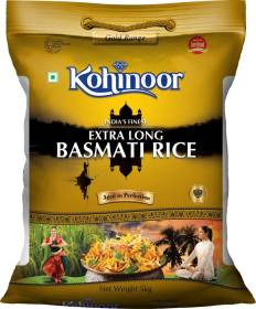 KOHINOOR Extra Long Gold Basmati Rice (Long Grain)