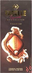 Fabelle Tiramisu Chocolate Bars