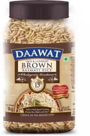 Daawat Brown Basmati Rice (Medium Grain)