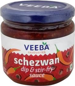 VEEBA Schezwan Dip & Stir-Fry Sauce